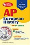 Campbell, M. W.: AP European History w/CD-ROM (REA) The Best Test Prep: 9th Edition (Advanced Placement (AP) Test Preparation)