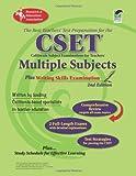DenBeste Ph.D., Michelle: CSET: Multiple Subjects plus Writing Skills Exam: 2nd Edition (CSET Teacher Certification Test Prep)