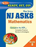 Hearne Ph.D., Stephen: NJ ASK8 Mathematics (New Jersey ASK Test Preparation)