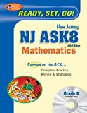 Hearne Ph.D., Stephen: NJ ASK8 Mathematics w/TESTware (REA) (New Jersey ASK Test Preparation)