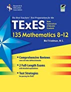 Texas TExES 135 Mathematics 8-12 (TExES…