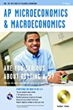 Sattora, Richard: AP Microeconomics & Macroeconomics w/ CD-ROM (Advanced Placement (AP) Test Preparation)