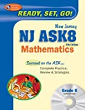 Hearne Ph.D., Stephen: NJ ASK8 Mathematics w/ CD-ROM 4th Ed. (New Jersey ASK Test Preparation)