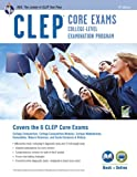 Marullo, Dominic: CLEP Core Exams w/ Online Practice Tests, 8th Ed. (CLEP Test Preparation)