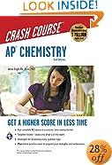 AP® Chemistry Crash Course Book + Online (Advanced Placement (AP) Crash Course)