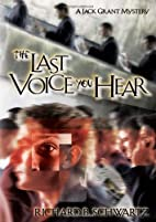 The Last Voice You Hear (The Jack Grant…