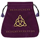 Scarabeo, Lo: Triple Goddess Velvet Bag