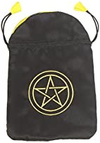 Pentacle Satin Bag by Lo Scarabeo