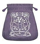 Art Nouveau Velvet Bag by Lo Scarabeo