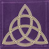 Lo-Scarabeo: Triple Goddess Velvet Cloth