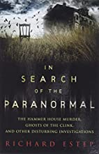 In Search of the Paranormal: The Hammer…