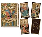 Golden Tarot of Wirth Grand Trumps by Lo…