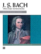 Two-Part Inventions by Johann Sebastian Bach