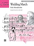 Mendelssohn, Felix: Wedding March (Sheet) (Simply Classics Solos)