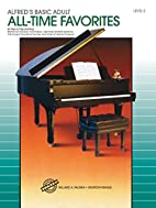 Alfred's Basic Adult Piano Course All-Time…