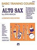 John Kinyon: Basic Training Course for Alto Sax, Book 2