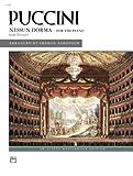 Giacomo Puccini: Nessun Dorma - Early Advanced (Alfred Masterwork Editions)