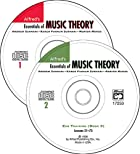 Essentials of Music Theory: Ear Training CDs…