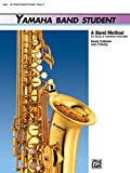 Kinyon, John: Yamaha Band Student, Book 3: B-Flat Tenor Saxophone (Yamaha Band Method)