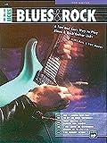 Hall, Steve: TAB Licks: Blues & Rock