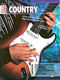 Steve Hayes: Country TAB Licks: A Fun and Easy Way to Play Country Guitar Licks