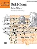 Wagner, Richard: Bridal Chorus from Lohengrin (Sheet) (Simply Classics Solos)