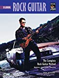 Howard, Paul: Complete Rock Guitar Method: Beginning Rock Guitar, Lead & Rhythm (Book & DVD)