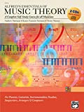 Andrew Surmani: Alfred's Essentials of Music Theory: A Complete Self-Study Course for All Musicians (Book & 2 CDs)