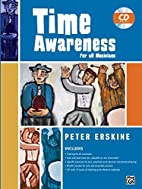 Time Awareness: For All Musicians (Book &…