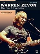 The Warren Zevon Guitar Songbook (Guitar…