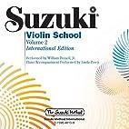 Suzuki Violin School, Vol 2 by William…