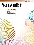 Suzuki: Suzuki Bass School: Bass Part Vol.4(Suzuki Method Core Materials)