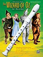 Wizard of Oz for Recorder by Alfred…