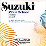 Suzuki, Shinichi: Suzuki Violin School, Vol. 5 (The Suzuki Method)