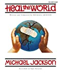 Jackson, Michael: Heal the World: Big Note Piano (Sheet)