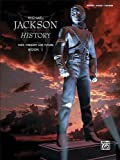 Jackson, Michael: Michael Jackson: History Past Present & Future Book 1 Piano/Vocal/Chords