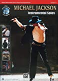 Jackson, Michael: Michael Jackson Instrumental Solos for Strings: Violin (Book & CD) (Alfred's Instrumental Play-Along)
