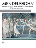 Mendelssohn, Felix: Overture to A Midsummer Night's Dream, Op. 21 (Alfred Masterwork Edition)