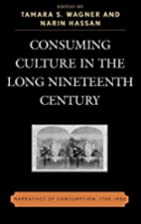 Consuming Culture in the Long Nineteenth…
