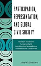 Participation, Representation and Global…