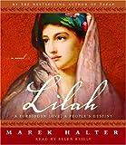 Halter, Marek: Lilah (Canaan Trilogy)