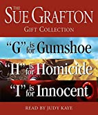 Sue Grafton GHI Gift Collection: G Is for…