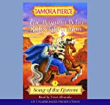 Pierce, Tamora: Woman Who Rides Like (Lib)(CD) (Song of the Lioness)