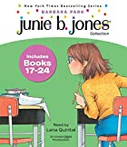 Junie B. Jones Collection Books 17-24: #17…