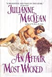Julianne MacLean: An Affair Most Wicked