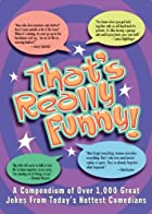 That's Really Funny by Cader Books