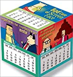 Adams, Scott: Mental Block Dilbert 2002 Calendar and Desk Toy