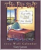 The Far Side 2003 Calendar by Gary Larson
