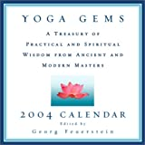 Feuerstein, Georg: Yoga Gems 2004 Day-To-Day Calendar