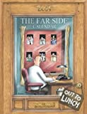 Larson, Gary: The Far Side Out To Lunch 2004 Desk Calendar